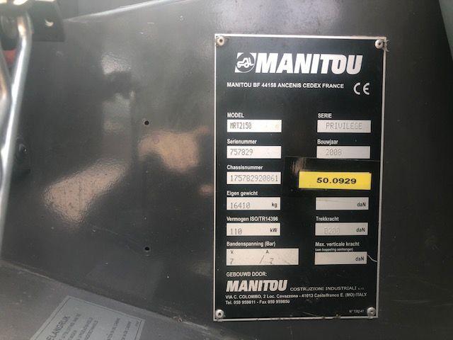 MANITOU MRT 2150