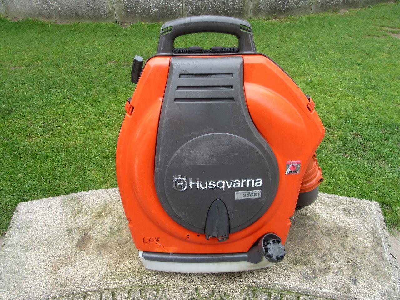 HUSQVARNA 356 BT