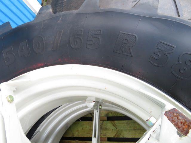 Dubbellucht 540/65R38 5 ster molcon Michelin