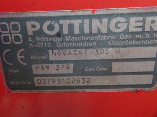 Pottinger Novacat 305