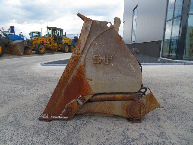 SMP Hoogkiepbak 2720mm Volvo aansluiting L70