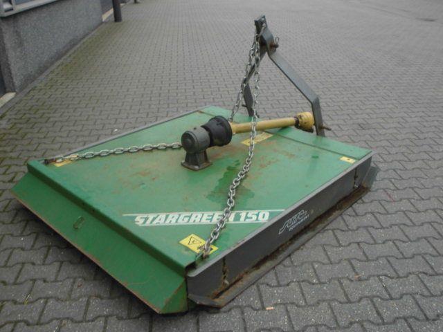 Suire Stargreen 150 weidebloter