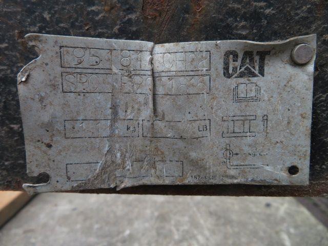 Palletvork cat aansluiting