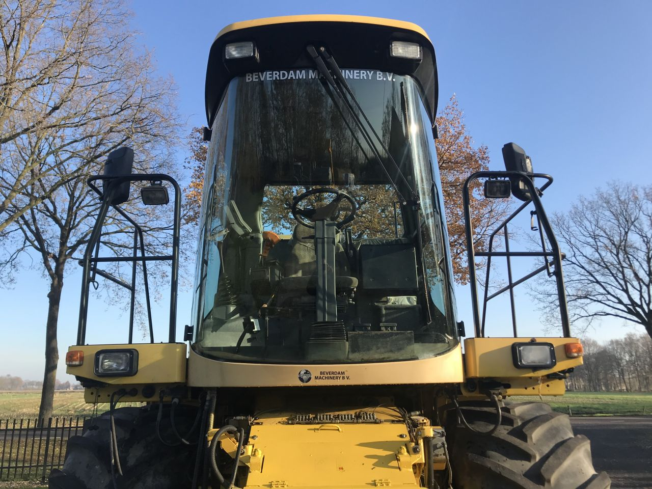 New Holland FX 450