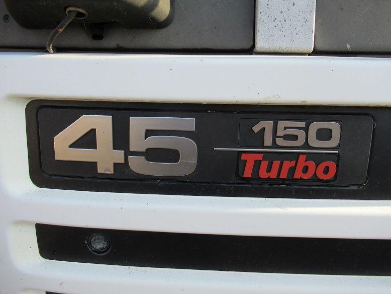 DAF  45  150 Turbo oprijwagen DAF 45