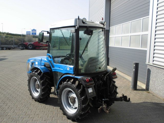 BCS BCS Invictus K600 AR REV tractor