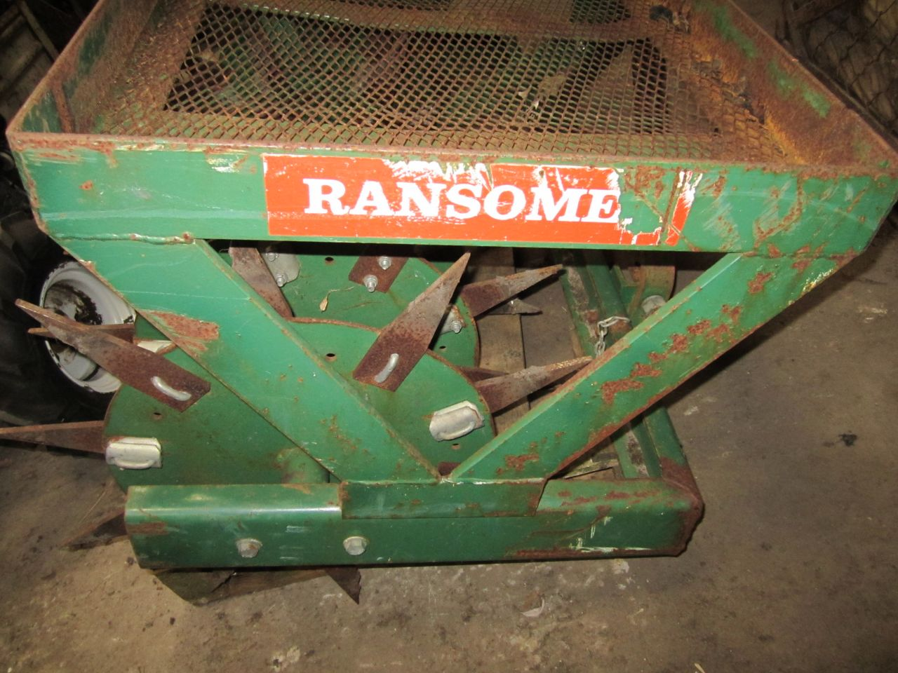 Ransomes beluchter