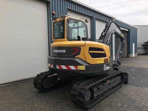 VOLVO EC15 T/M ECR88