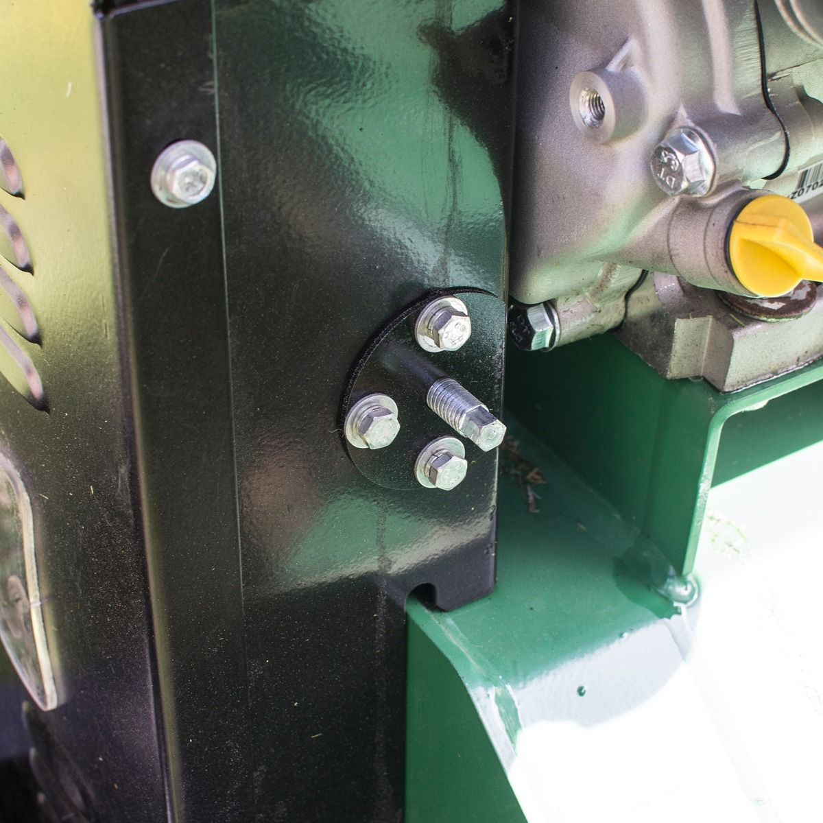 Kellfri klepelmaaier benzine aangedreven