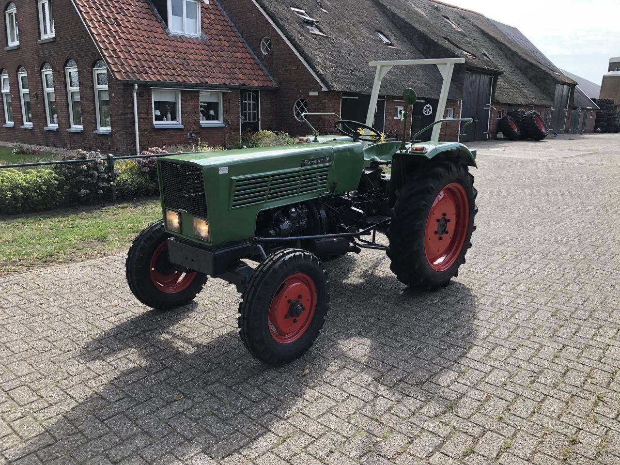 Fendt Farmer 1 E
