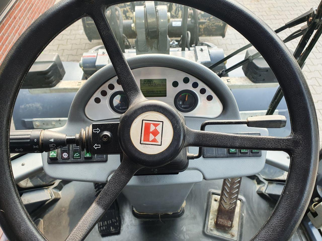 Terex TL80 speeder