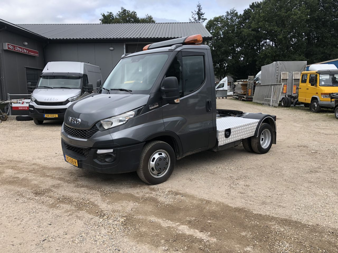 Be Trekker 9.3 Ton iveco Daily 40C17 (43)