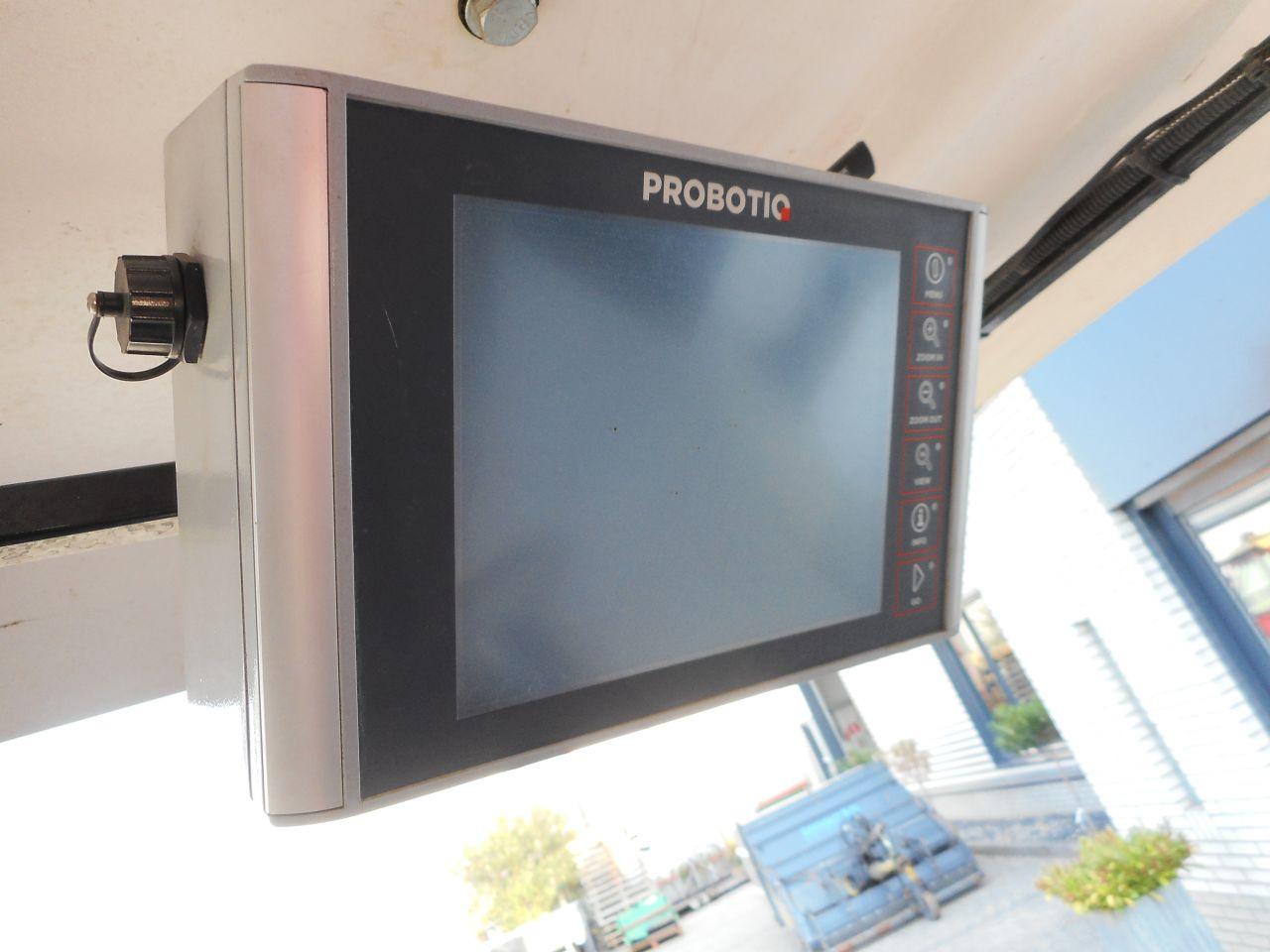 Toro 5610 reelmaster GPS