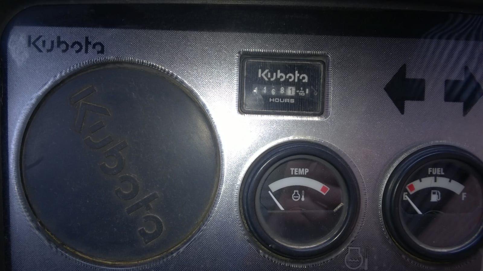Kubota RTV 900