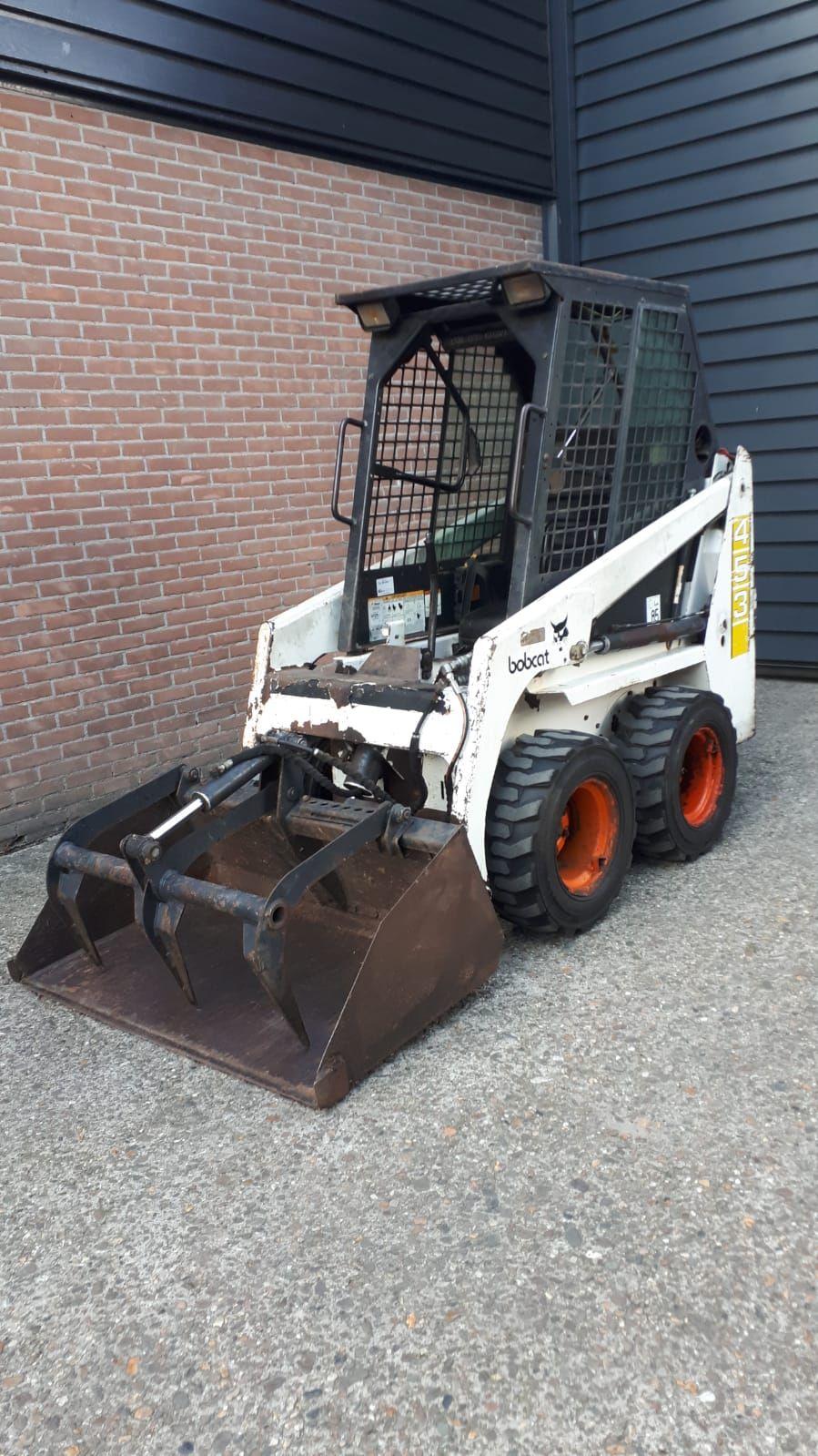 Bobcat 453
