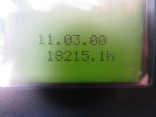 Sennebogen 825M Greenline