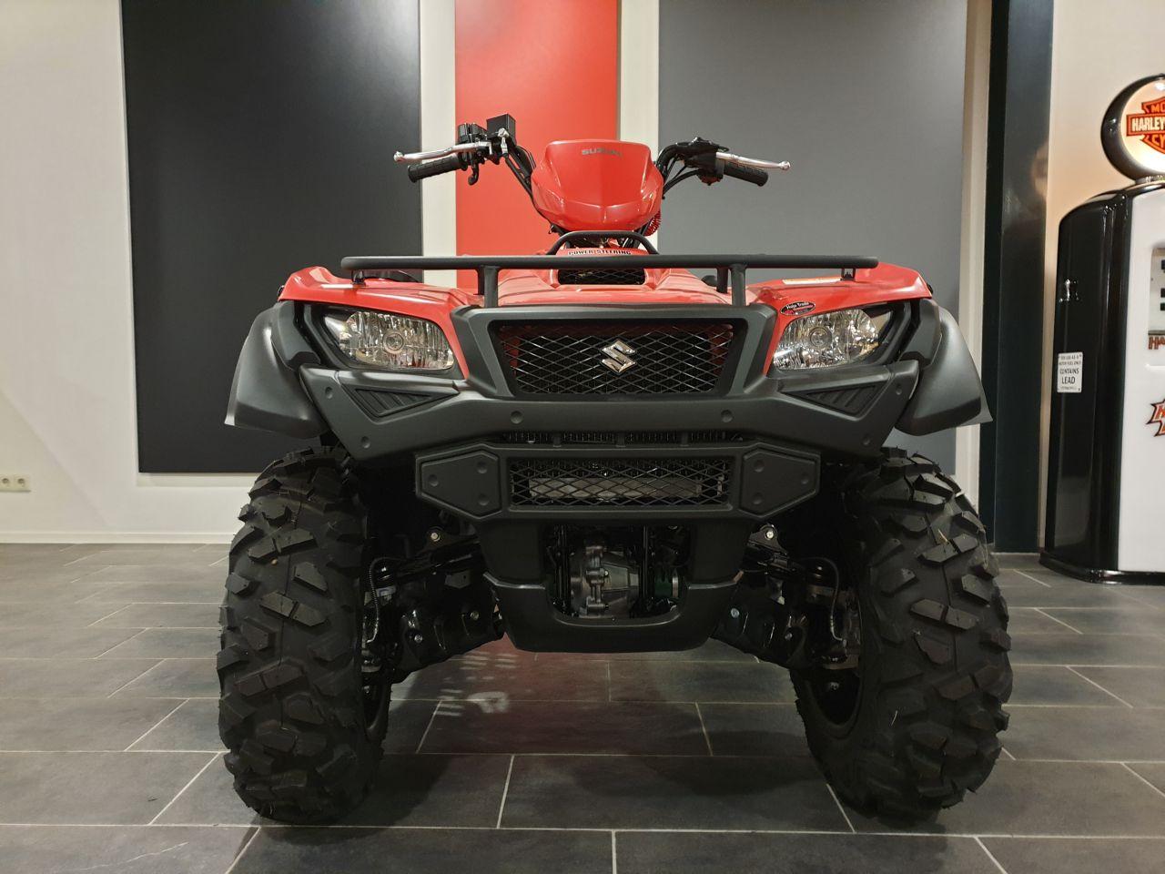 Suzuki Kingquad LTA750 AXi (nieuw, overjarig!) - landbouwquad