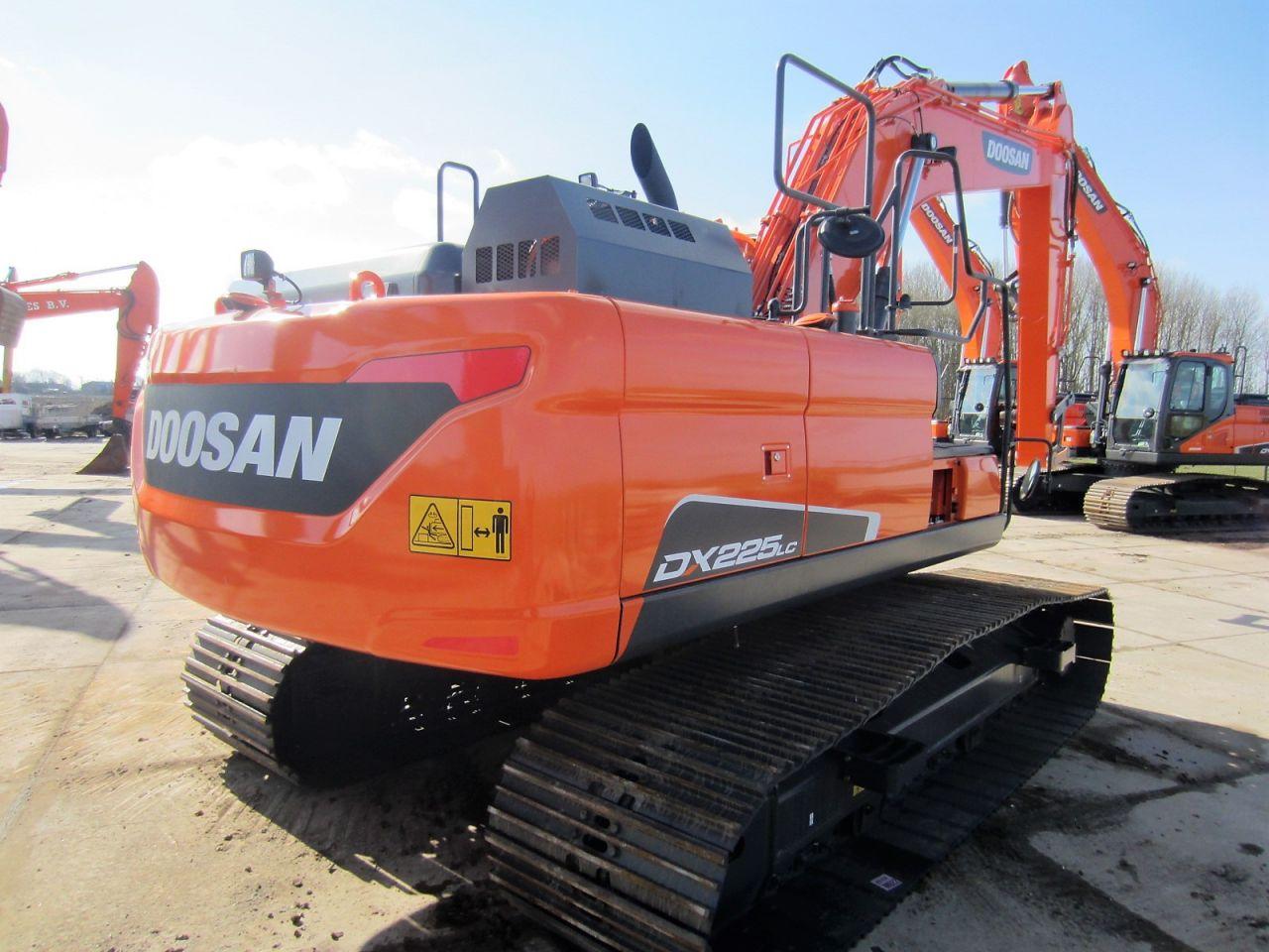 Doosan DX225LC-5 PROFITEER NU!