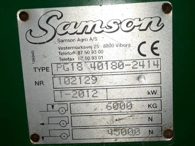 Samson PG18 + 24M SSV