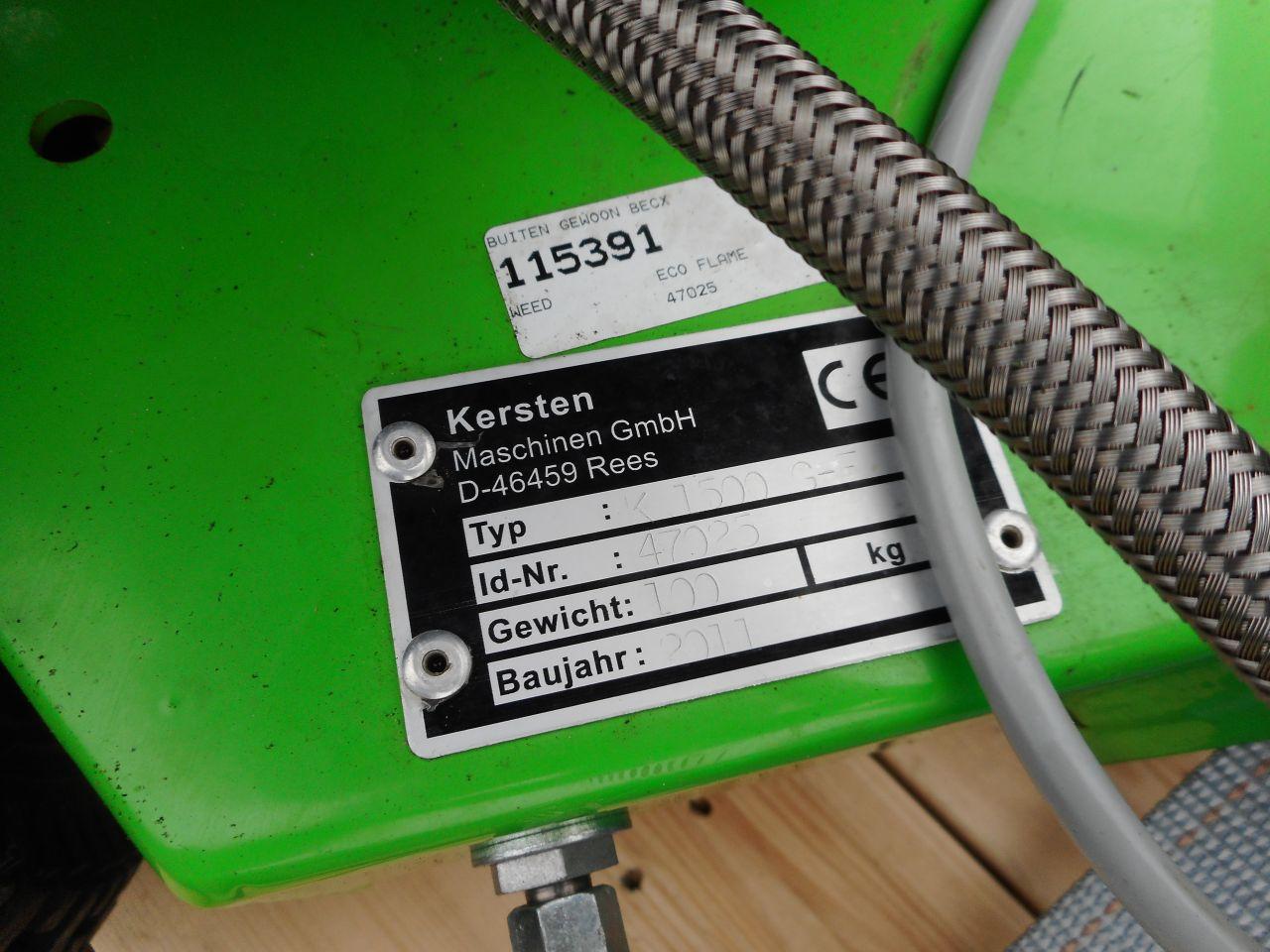 Weedcontrol air combi compact
