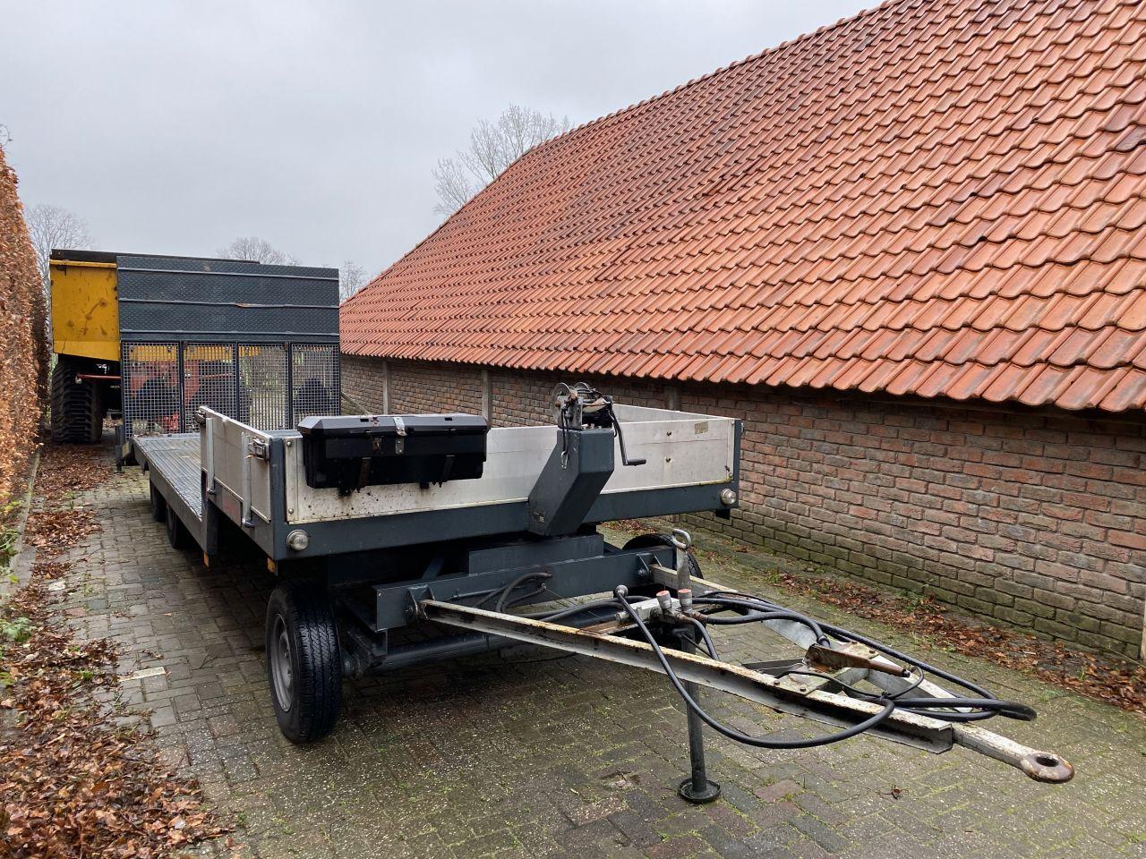 Roodberg Dieplader 8 ton