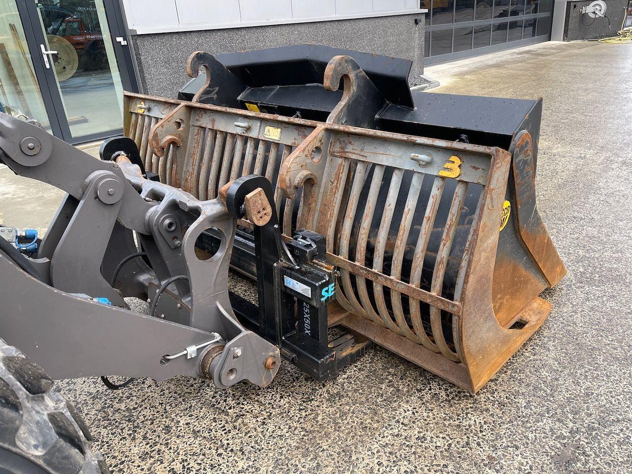 Volvo L50H 2115 uren, Zeer complete Nederlandse machine