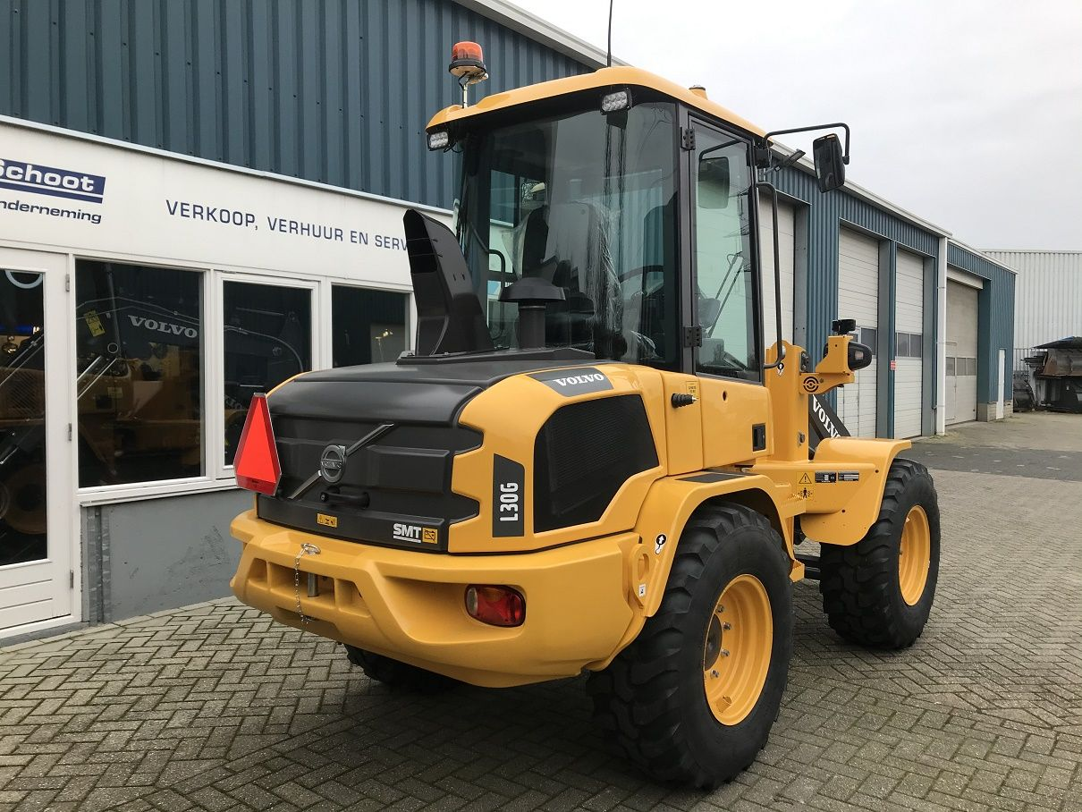 VOLVO L30GS(NIEUW)Airco/Bss/Banden455/70-20