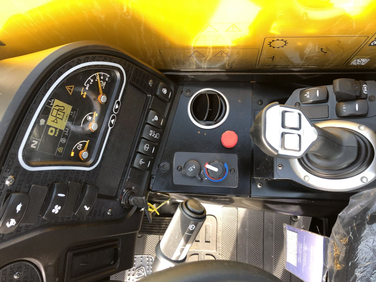 JCB verreiker 525-60 Agri Plus (compact) nieuw