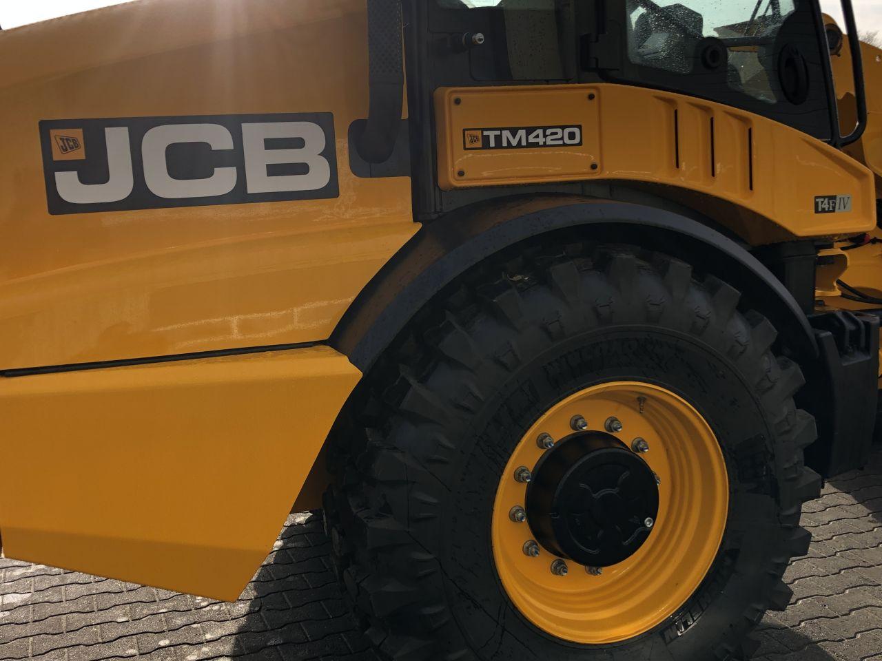 JCB TM 420