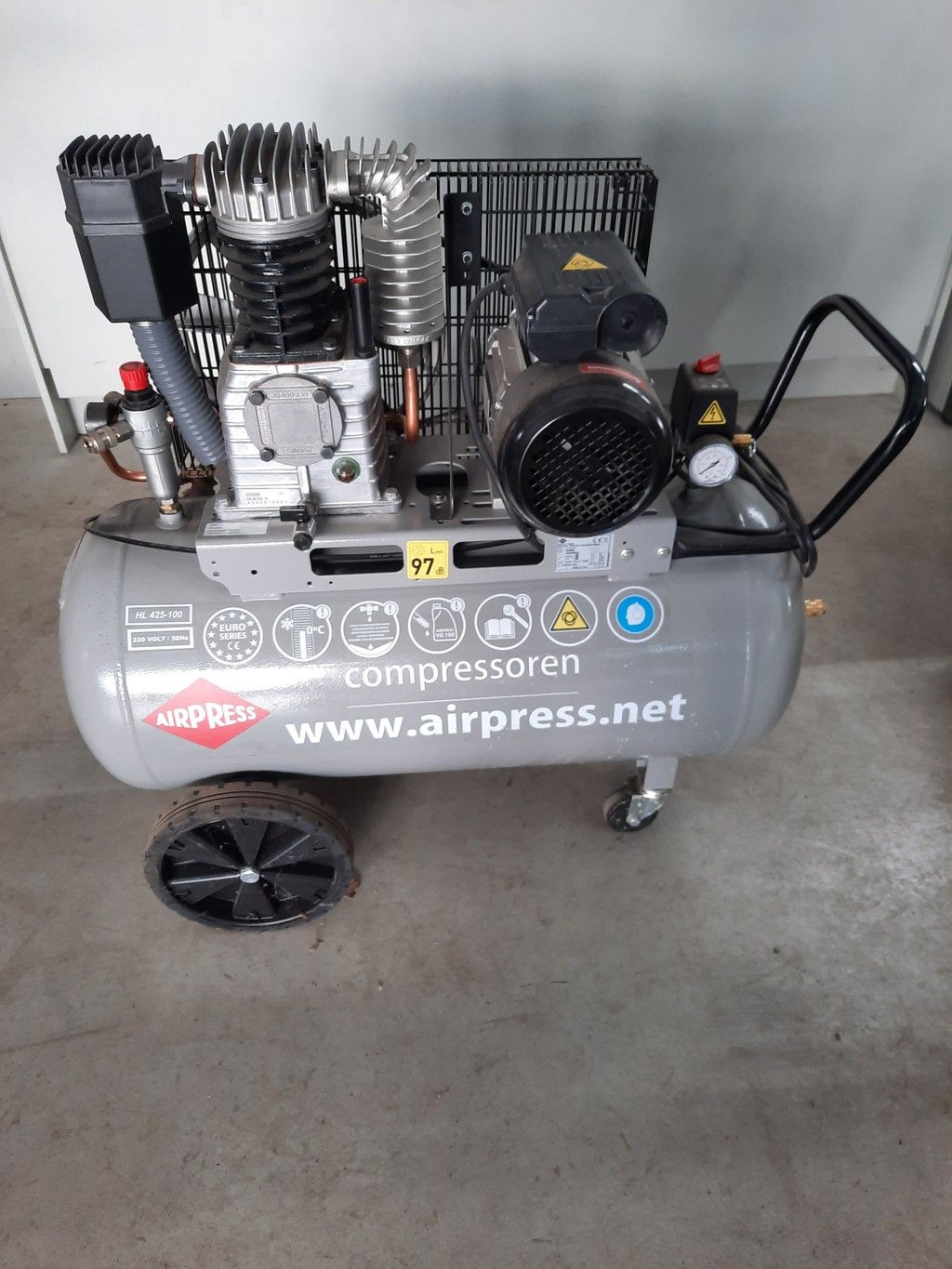 Airpress HL 425-100 Pro