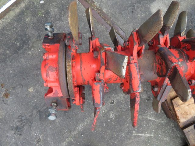 Kuhn Freesrotor 3 meter met rechte messen Type frees EL282300