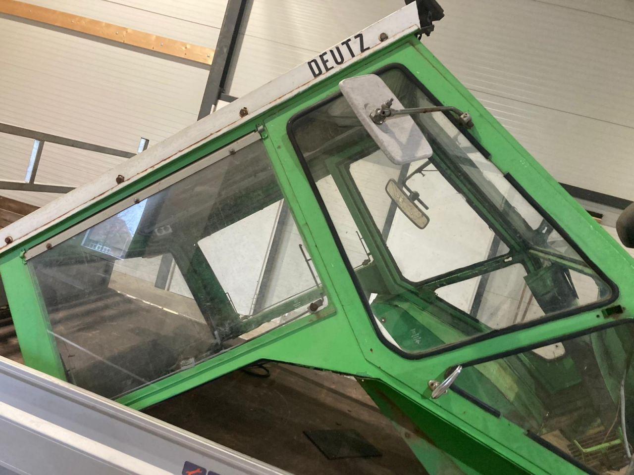 Bril cabine deutz 13006