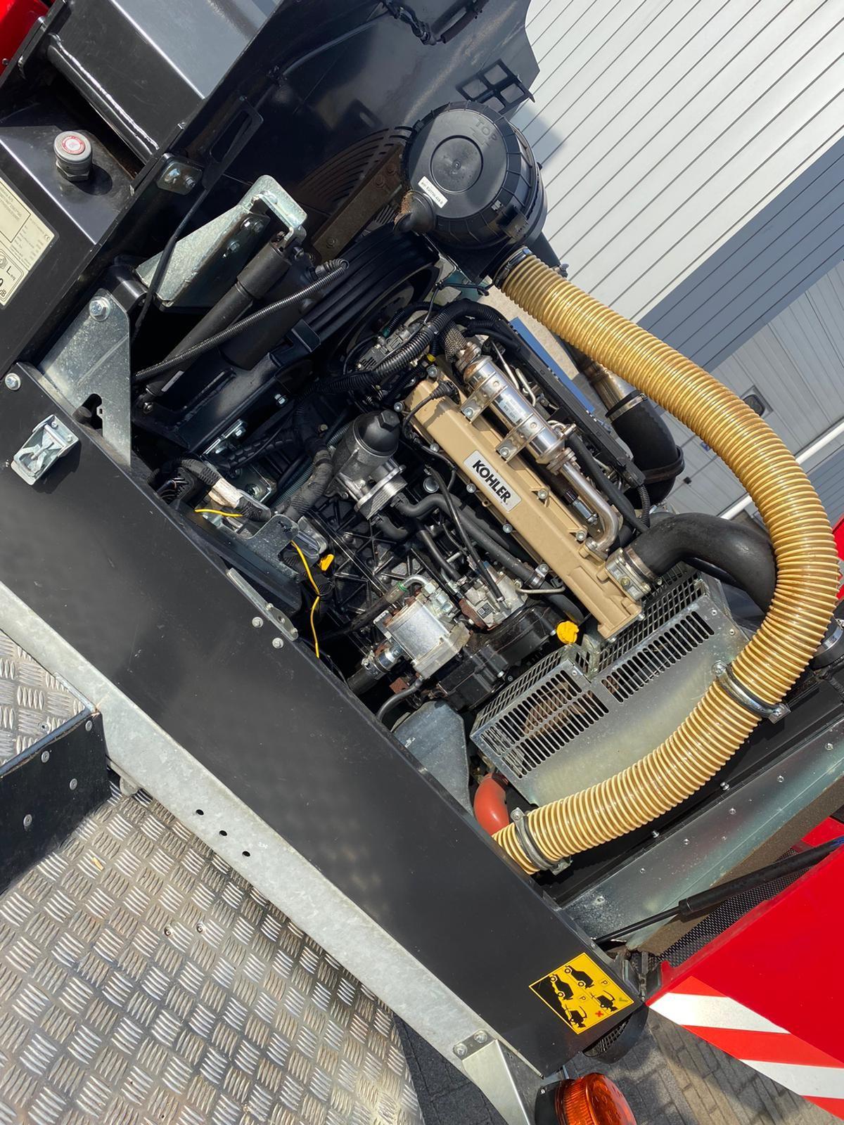 Vernsipperaar TP 275 MOBILE BJ 12-2017 232 uur 27.5 cm