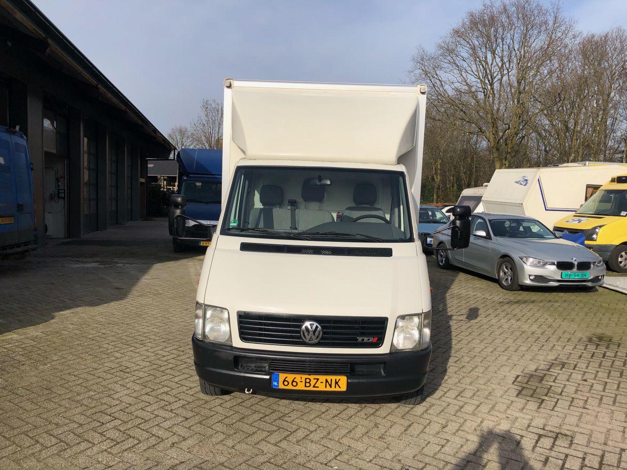 Bakwagen volkswagen LT46 laadklep 750 kg