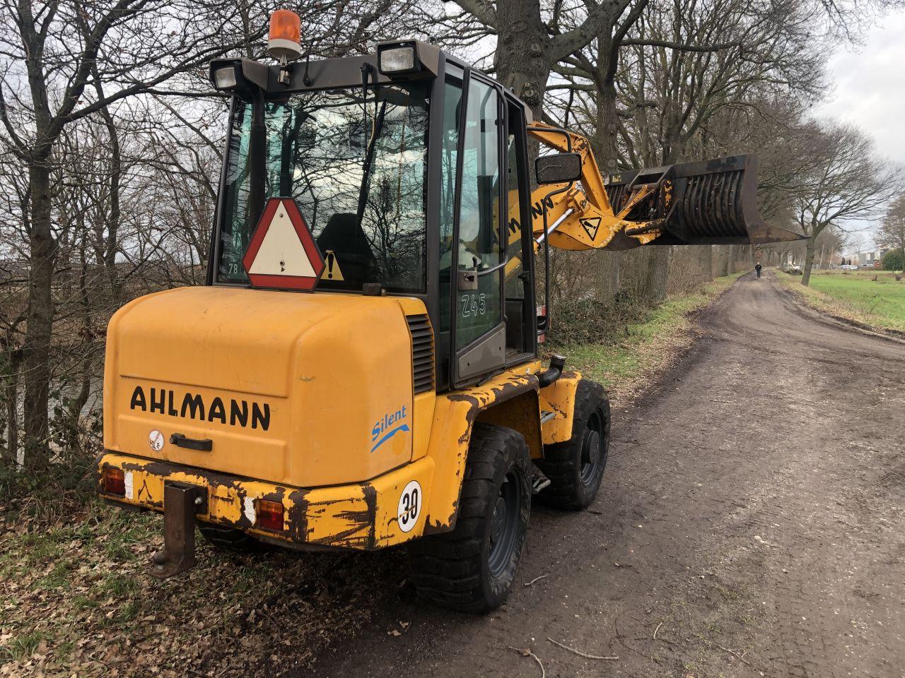 Ahlmann AZ45