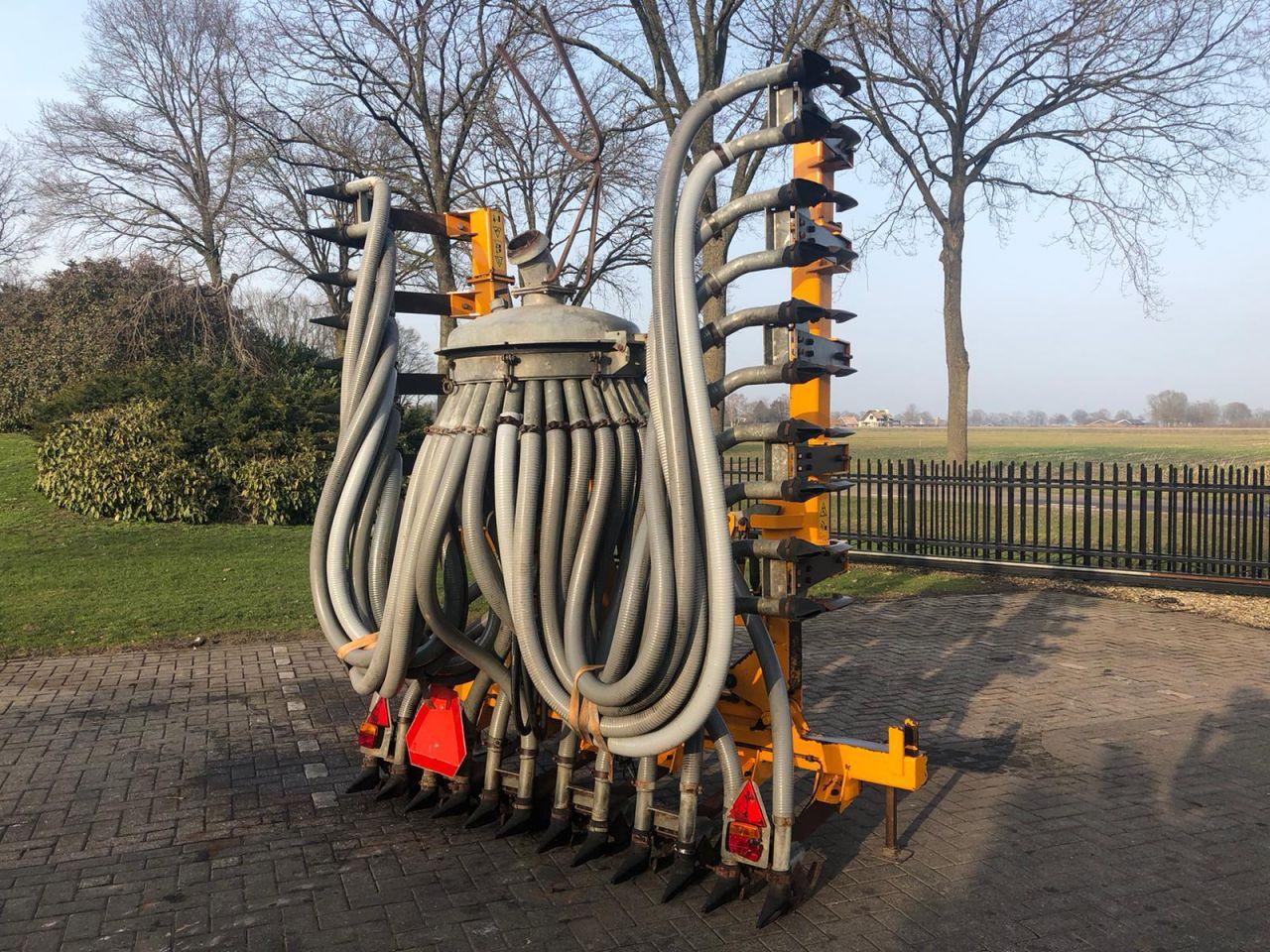 Veenhuis Euroject 806/32 sleepvoetbemester