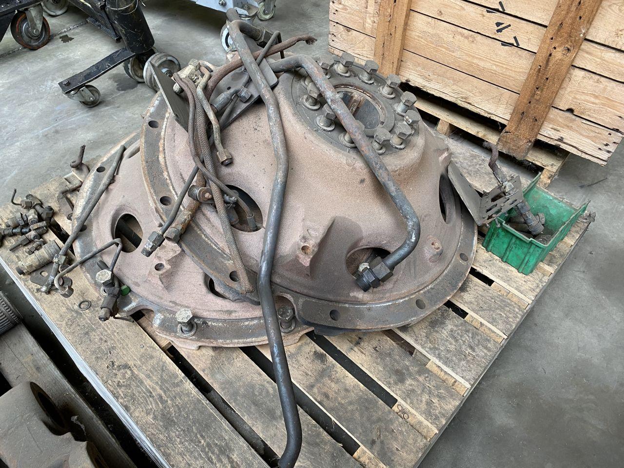 John Deere 8345R onderdelen