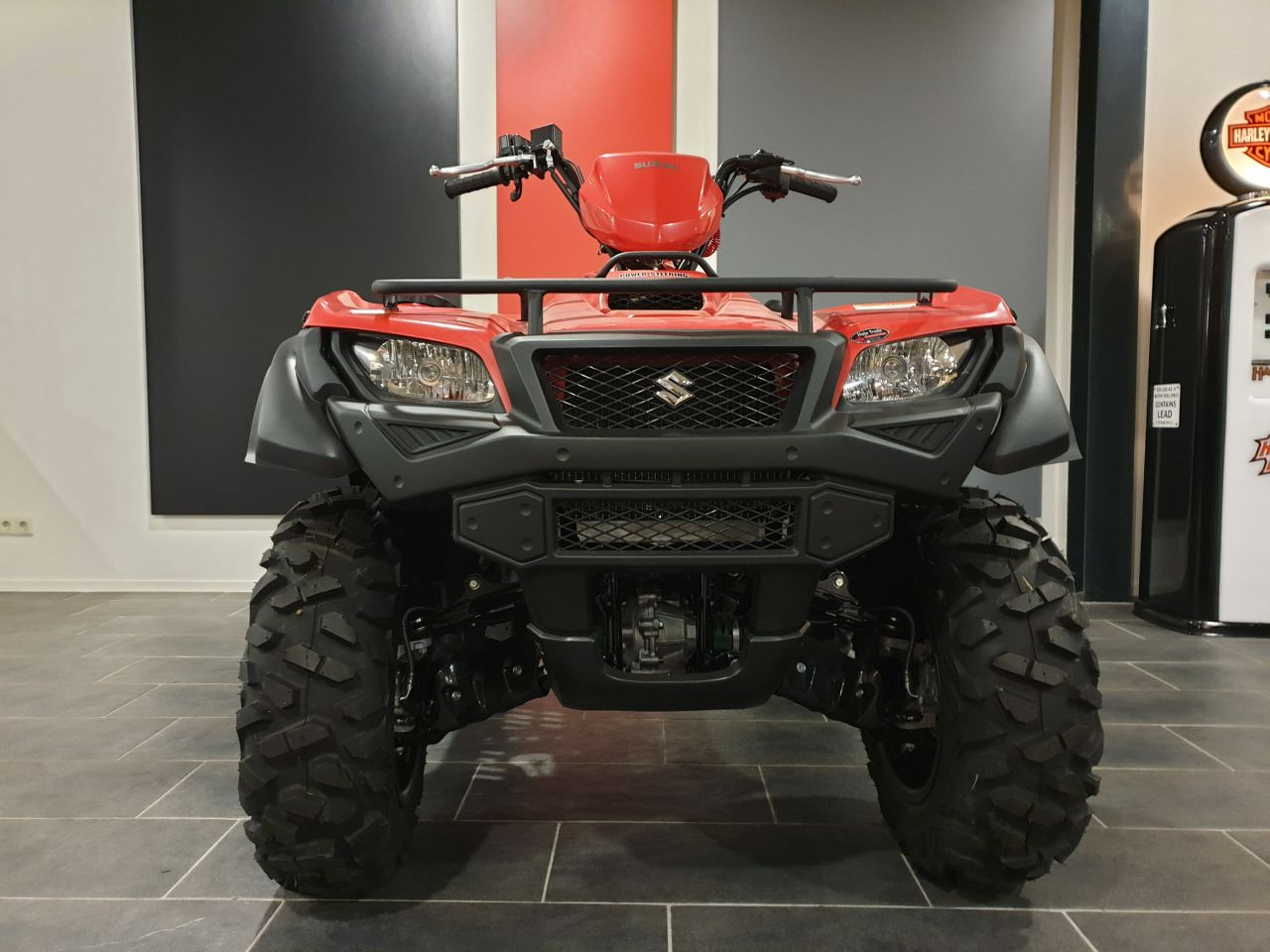 Suzuki Kingquad LTA750 EPS AXi (2016, nieuw!) - landbouwquad