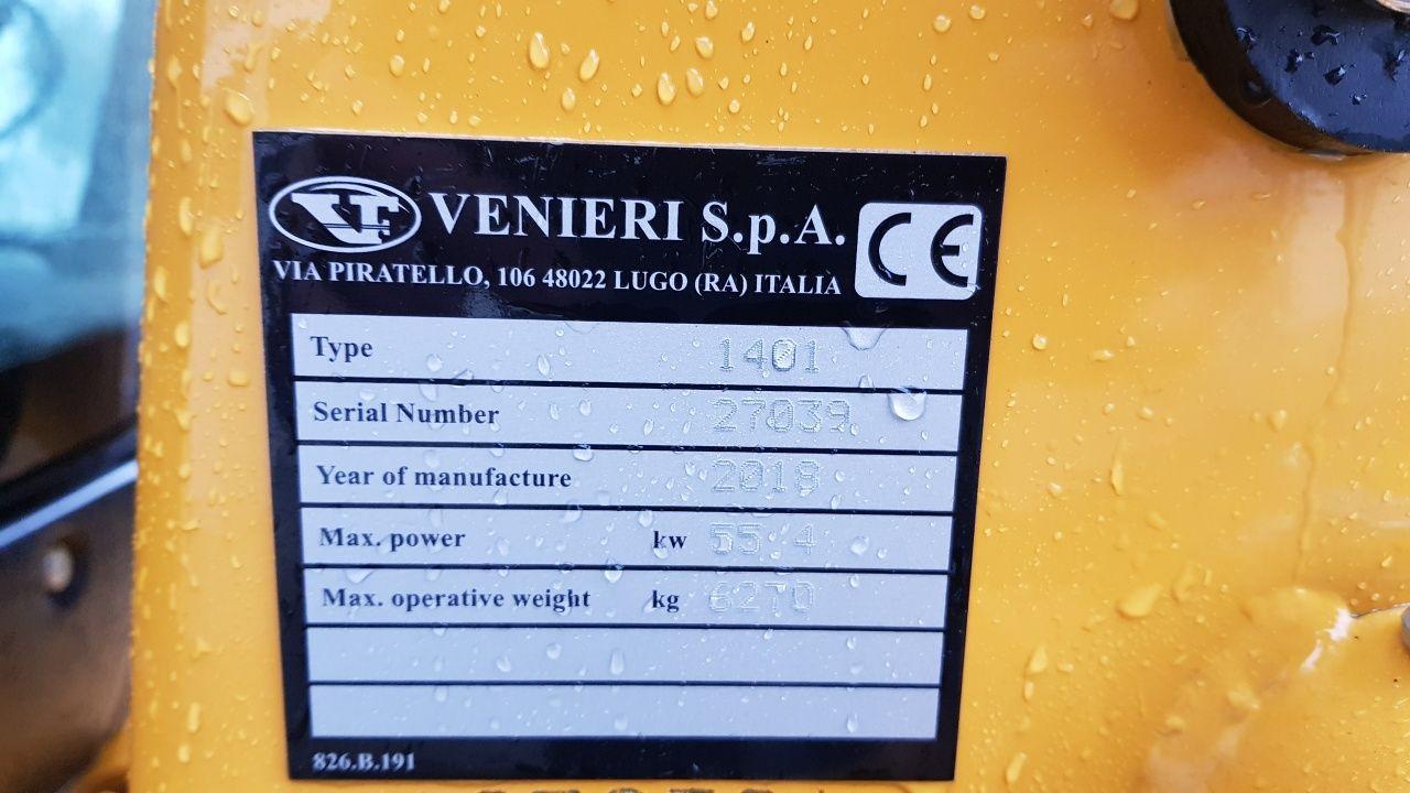 Venieri VF5.63C wiellader