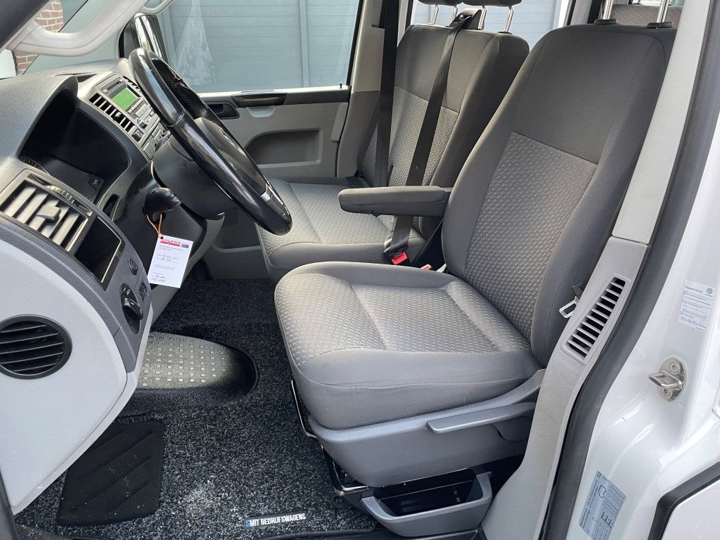 Volkswagen Transporter Pick up 4 motion