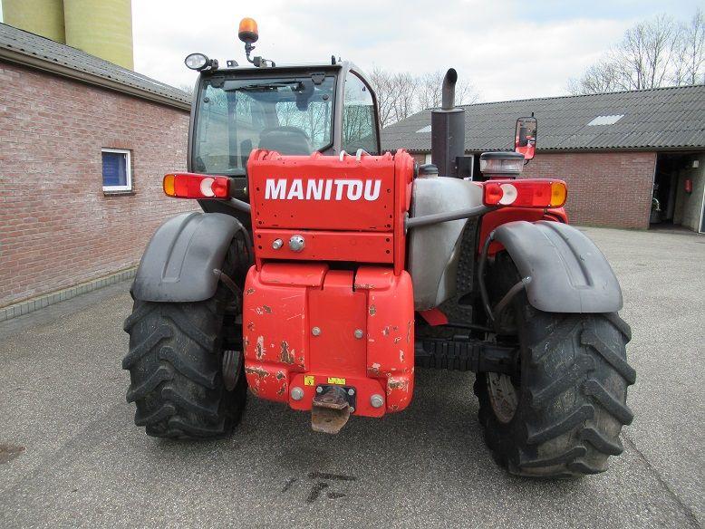 Manitou MLT 634-120 verreiker