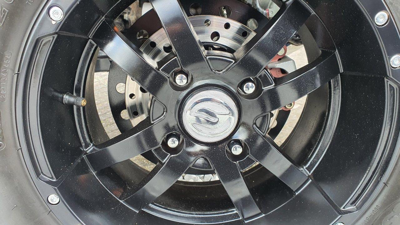 CFMOTO TERRALANDER 800cc V-TWIN KENTEKEN QUAD 4X4