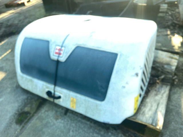 Nieuwe motorkap voor Terex TL 80 Shovel