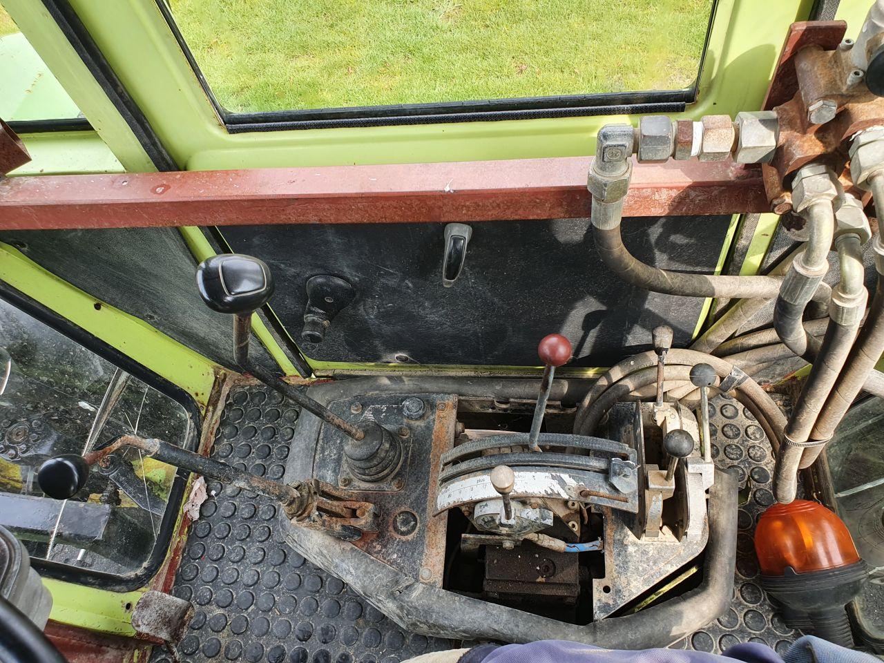 Mb trac 1300 Turbo