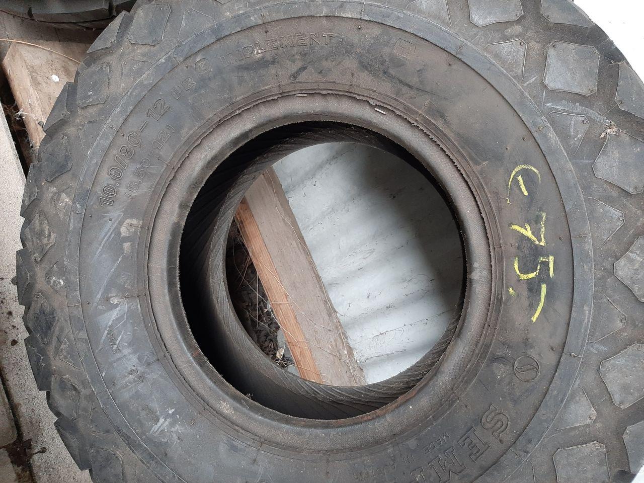 Tractorbanden nieuw en gebruikt