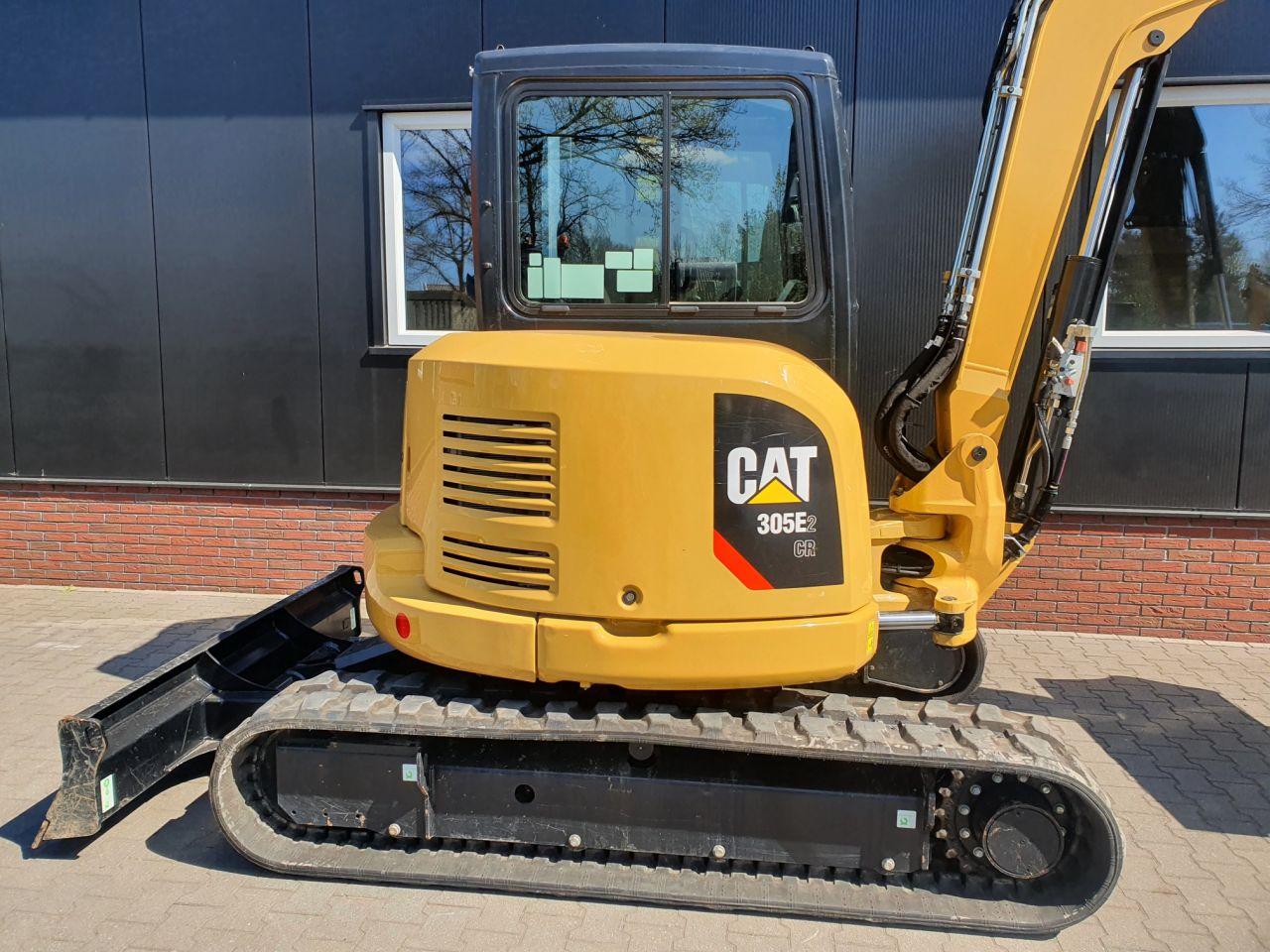Cat 305E 2CR Demo