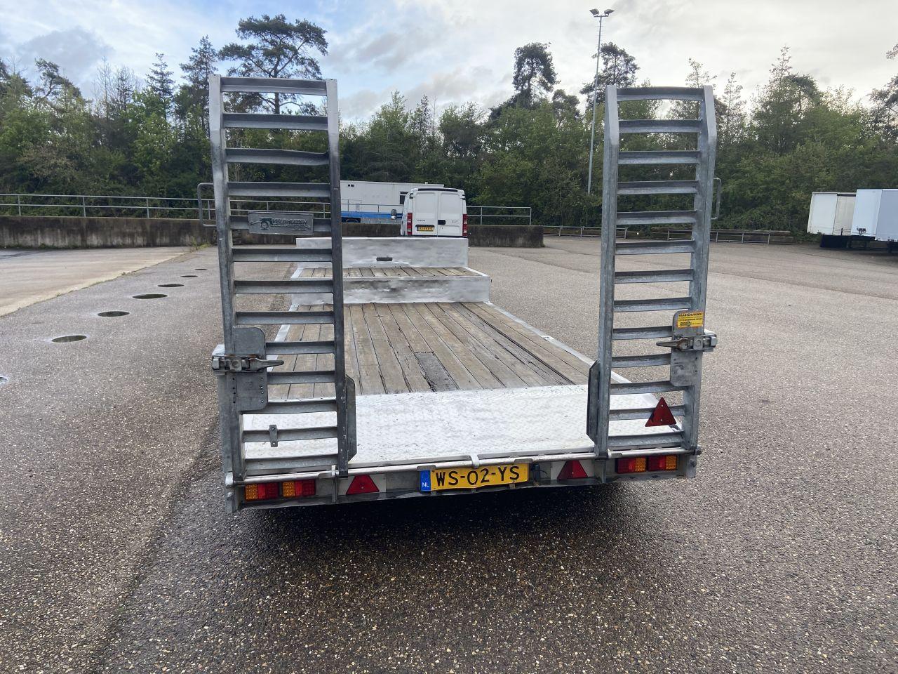 Schamel aanhangwagen  5.4 Ton Veldhuizen