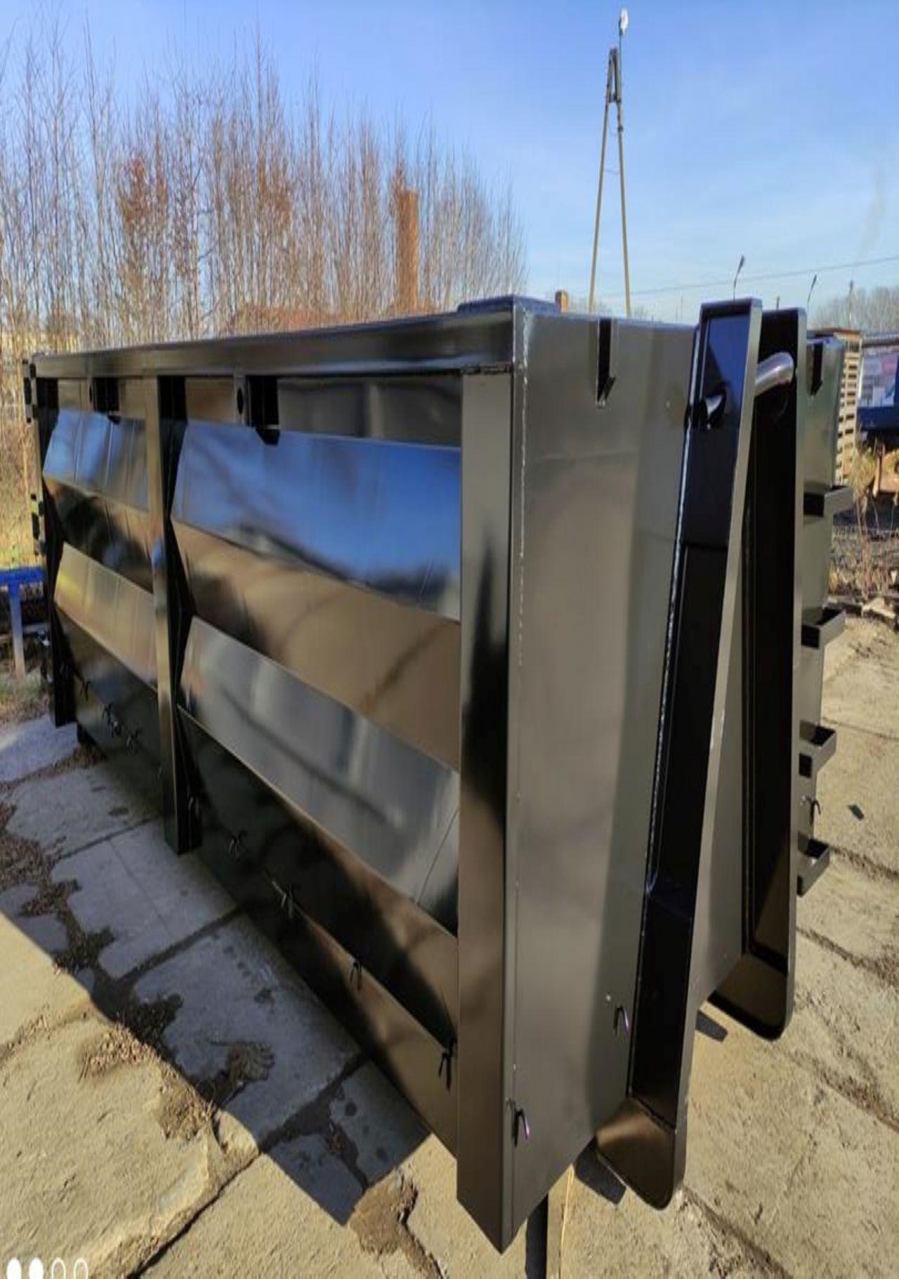 Container 15m³ nieuw te koop.