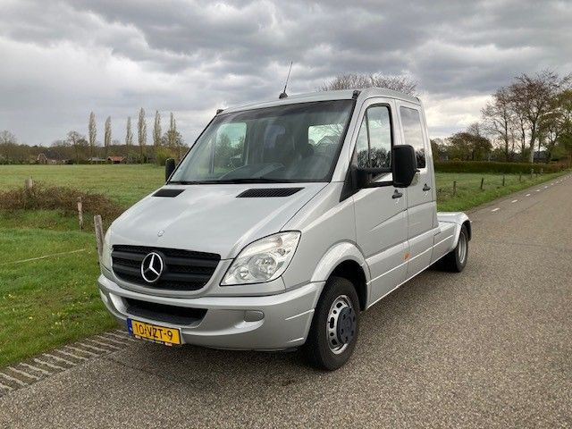 Mercedes Sprinter 518 CDI BE trekker 8750 kg (117)