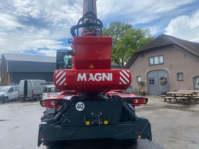 Nieuwe Magni RTH 6.25 roterende verreiker met hefhoogte tot 25 m